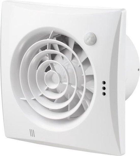 Badkamerventilator en badkamerventilatie
