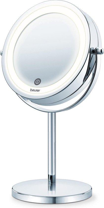 Beurer BS55 Spiegel met Ringverlichting - Make-upspiegel - Ø13cm