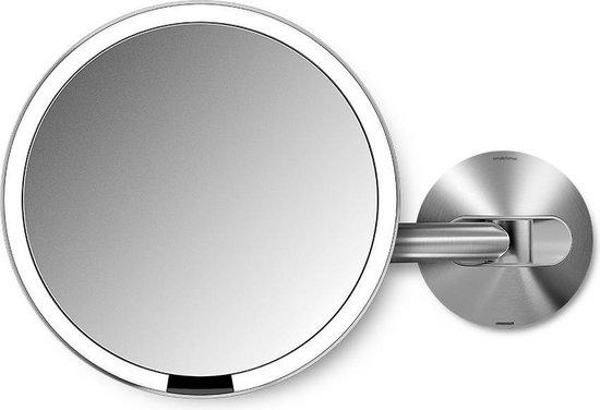 simplehuman ST3002 Zilver make-upspiegel
