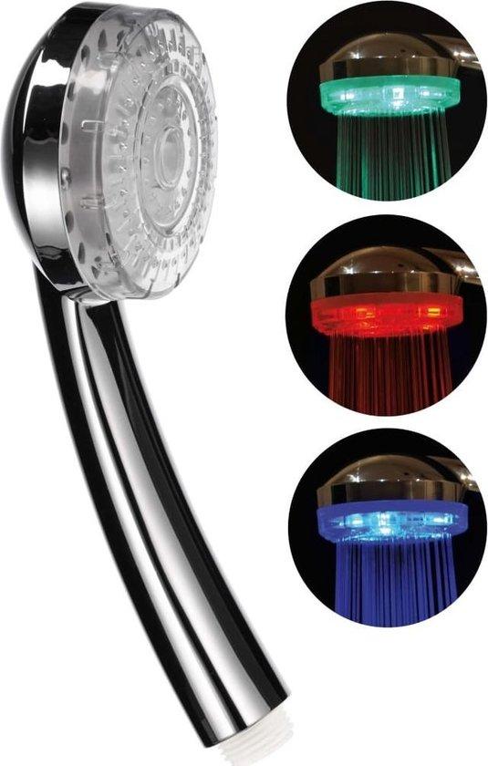 Basic Douchekop - Incl. LED-verlichting - Standaardaansluiting