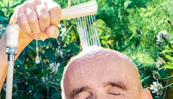 Een regendouche voor uw badkamer: let op deze 3 criteria