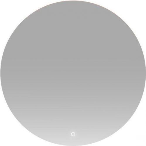 Badkamerspiegel Lana Rond 60x60cm Geintegreerde LED Verlichting Touch Schakelaar