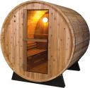 Barrel Sauna Rustic 6 ft. – Fonteyn