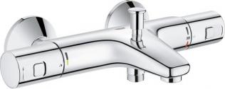 GROHE Precision Start Thermostatische badkraan – 15cm – chroom – 34598000