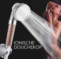 Ionische douchekop - Hoge druk, Waterbesparend & Met 3 Douchemodi